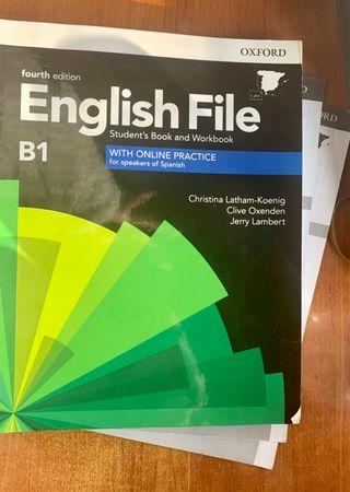 English File B1 fourth edition