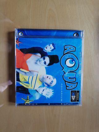 Se vende CD de Aqua, Aquarium