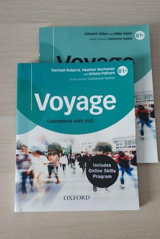libro inglés B1 Voyage