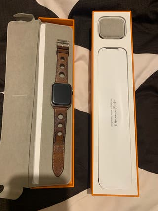 Apple Watch Hermes Lte series 4
