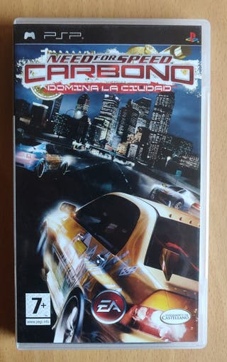 Need for Speed Carbono para PSP