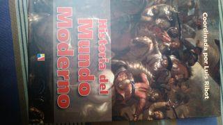 Historia del Mundo Moderno por Luis Ribot
