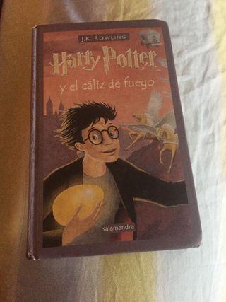 Dos Libros de harry potter