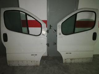 4 puertas de furgoneta