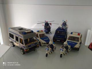 playmobil de policia