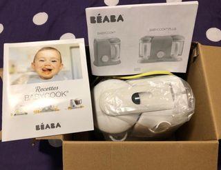 Beaba BabyCook robot de cocina infantil