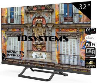 """SMART TV 32"""" LED HD TD SYSTEM K32DLX10"""