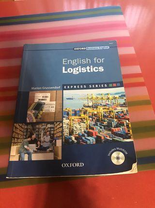 Libro english for logistics oxford