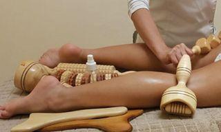 Maderoterapia , masajes relajantes..