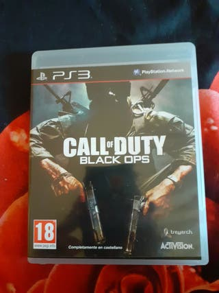 CALL OF DUTTY BLACK OPS PS3