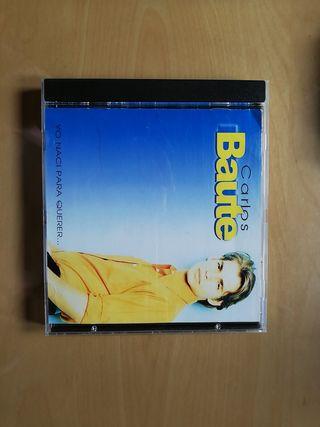 Se vende CD de Carlos Baute, Yo nací para querer