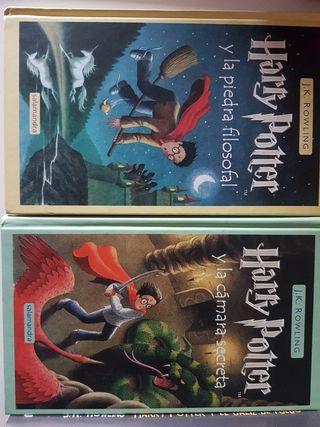 Libros nuevos Harry Potter