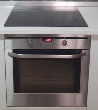 horno y vitrocerámica