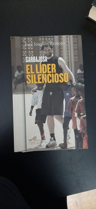 libro garbajosa el líder silencioso