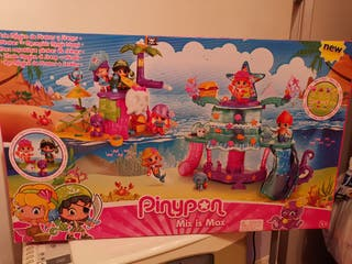 Juguete Isla Magica Piratas y Sirenas Pinypon