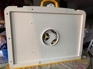 Playmobil maletin futbol