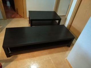 Mesa tv+mesa para cafe