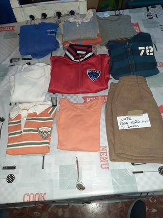 Lote ropa infantil 2 años