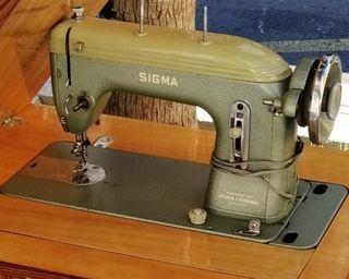 maquina coser sigma