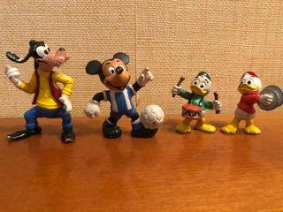Figuras / Muñecos Disney de los años 80