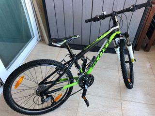 Bicicleta Scott Scale 24 JR mtb