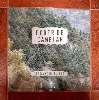 PODER DE CAMBIAR -Trascender El Ego- LP Vinilo