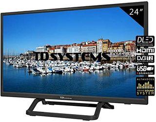 """SMART TV 24"""" LED HD TD SYSTEM K24DLX10HS"""