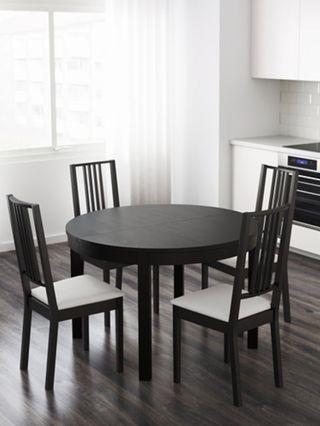 Mesa extensible 4-6 personas
