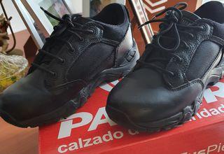 zapato trabajo