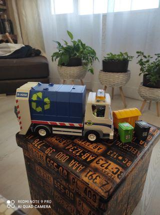Camión de basura Playmobil