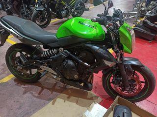 despiece Kawasaki er6n abs 09