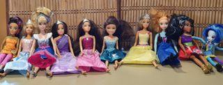 Muñecas Articuladas