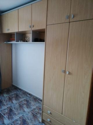 Armarios habitación individual