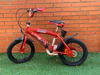"Bicicleta 14"" niño"
