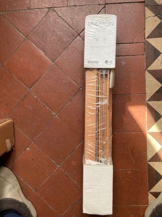 Persiana veneciano de madera color Haya.IKEA