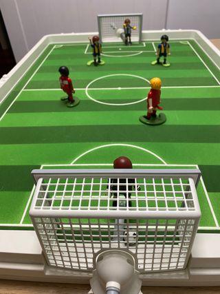 PLAYMOBIL 4725 maletin futbol