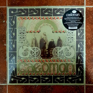 """CAEDMON -Caedmon- LP + 7"""" Vinilo"""