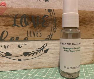 Spray relajante de Susanne Kaufmann