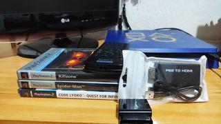 juegos y accesorios ps2