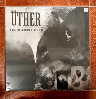 ÜTHER -Argitu Orduko Iluna- LP Vinilo