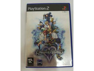 juego ps2 kingdom hearts 2
