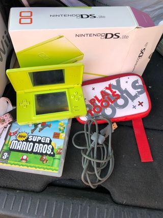 Vendo Nintendo