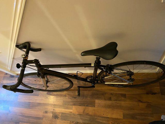 Giant road bike