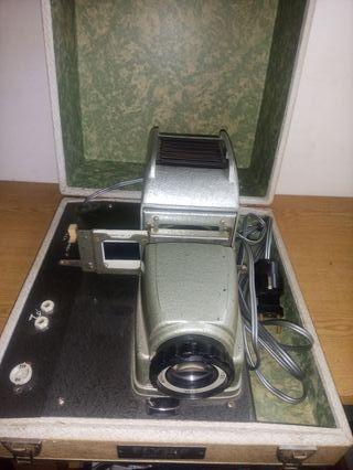 antiguo proyector