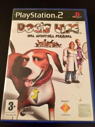 Juego Ps2 Dog's Life