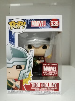 Funko pop Thor Holiday