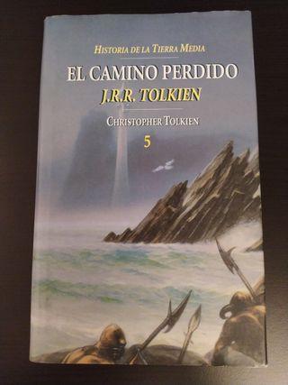 El camino perdido J.R.R. Tolkien