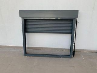 Ventana aluminio 1,5m