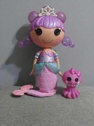 Lalaloopsy - Bubbly Mermaid