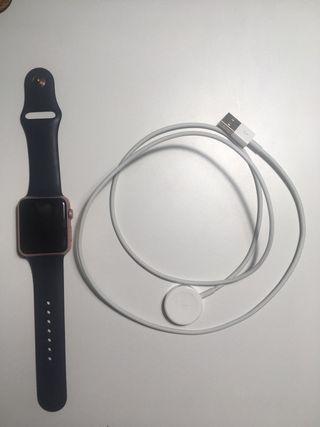 Apple Watch serie 1 y cargador